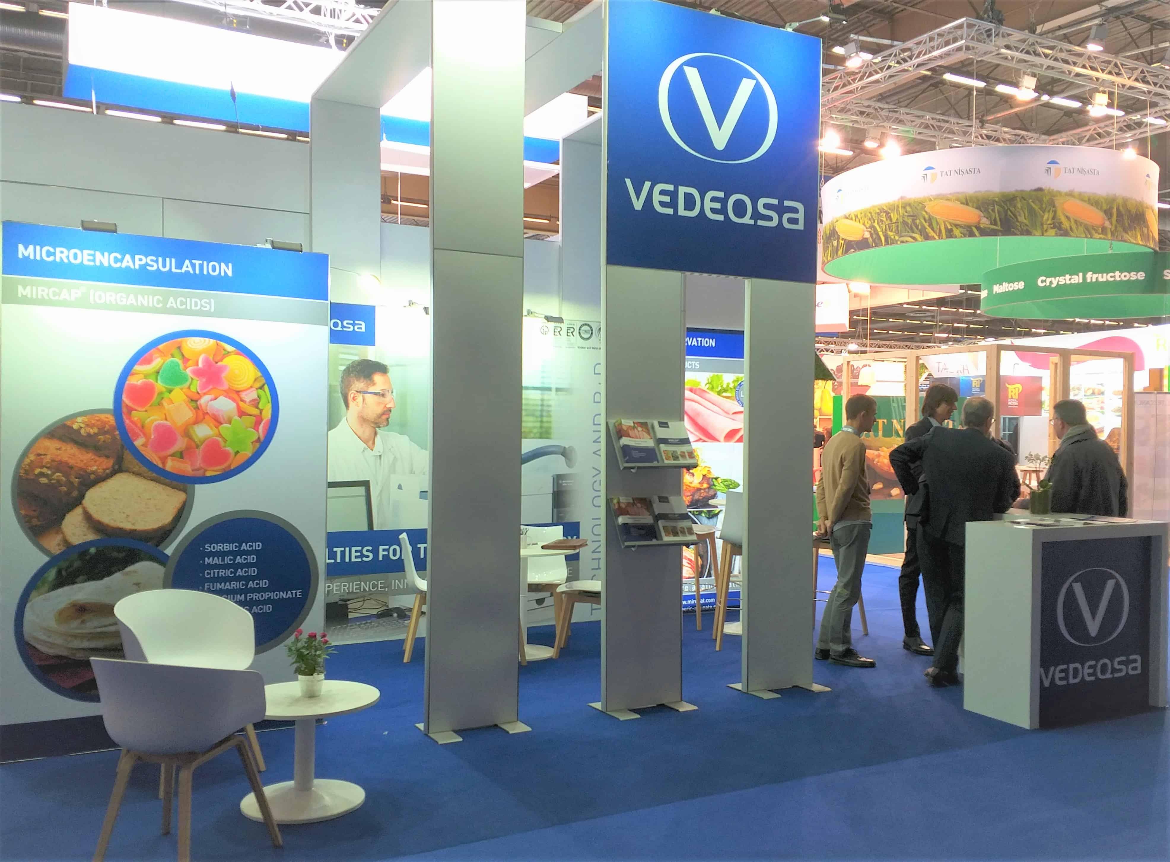 VEDEQSA at FI Europe 2019